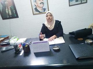 لجان المرأة الشعبية الفلسطينية في منطقة صيدا تقيم ندوة سياسية