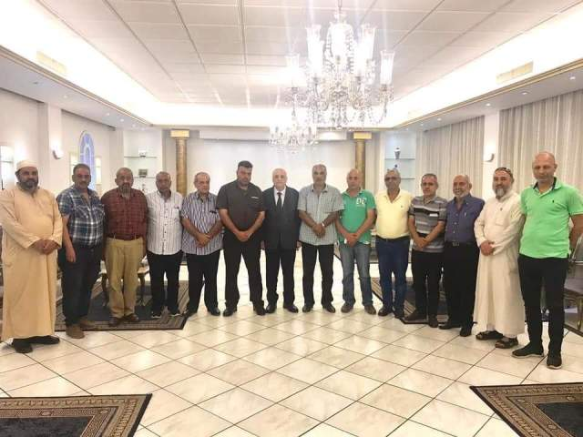 خلال استقباله الفصائل الفلسطينية في طرابلس، ناجي : كفى ما يتعرض له الفلسطينيون من معاناة ولتأخذ الحكومة دورها