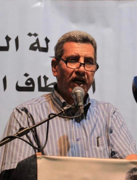 الدنان خلال المؤتمر السنوي الرابع لـ ( icor) للشرق الأوسط وشمال أفريقيا: لا يمكن فصل صفقة القرن عن حقائق ومعطيات ومقدمات الصراع