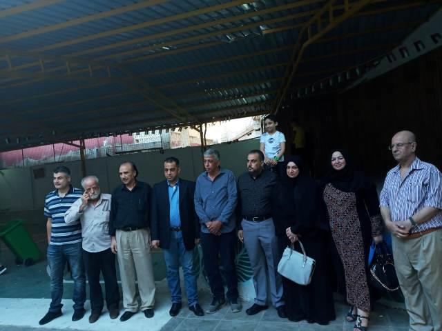 الجبهة الشعبية لتحرير فلسطين تشارك في المهرجان التأبيني للشهيد رمضان شلح في بيروت