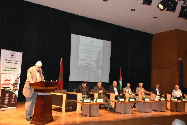 دكتور ماهر الطاهر يواصل لقاءاته مع القوى السياسية في المغرب