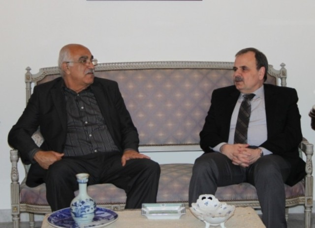 أبو جابر : لتغليب المصلحة الفلسطينية على المصلحة التنظيمية والفئوية
