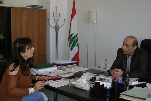 الهيئة العليا للإغاثة وقضية اللاجئين من سوريا إلى لبنان-انتصار الدنان