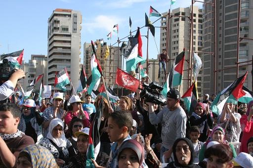 فعاليات إحياء ذكرى نكبة فلسطين