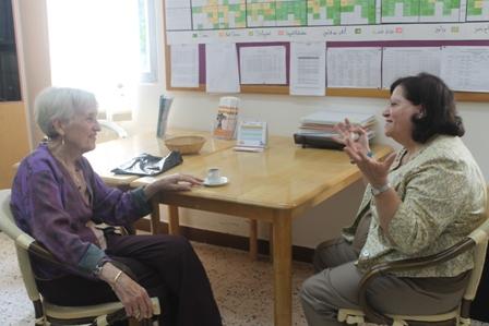 مؤسسة غسان كنفاني : أربعون عاماً على تقديم الخدمات لأبناء عين الحلوة