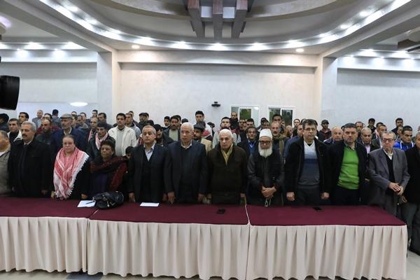 الشعبية في غزة تكّرم كوكبة من جرحى الانتفاضة وذوي الشهيد القائد سامي ماضي