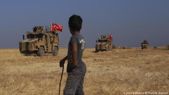 الجبهة الشعبية تدين بشدة الغزو التركي للأراضي السورية