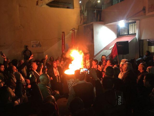 الشعبية في الشمال أوقدت شعلة انطلاقتها الخمسين