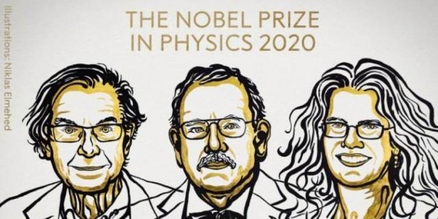 ثلاثة علماء في مجال