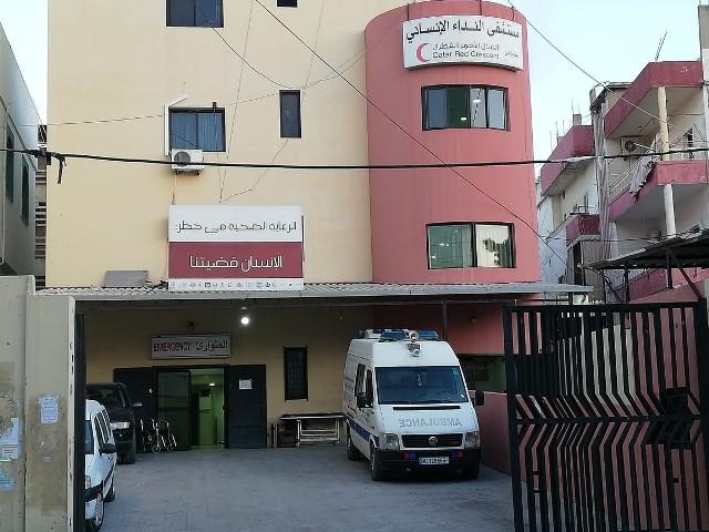 مُخيّم عين الحلوة أمام كارثة انسانيّة.. مشفى