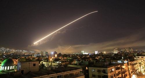 الشعبية: يجب دعم سوريا على مختلف الصعد إدانة فصائلية للعدوان الصهيوني على سوريا