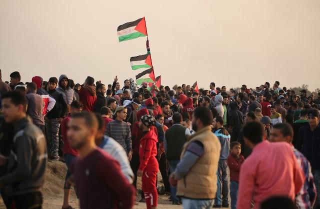 ماهر مزهر: لن نقبل بربط مسيرات العودة بأية تفاهمات