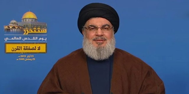 السيّد نصر الله: محور المقاومة يقف لمنع تحقيق صفقة القرن