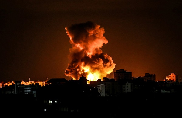 الشعبيّة: القصف الصهيوني الغادر على القطاع لذر الرماد في العيون بعد فشل أهداف
