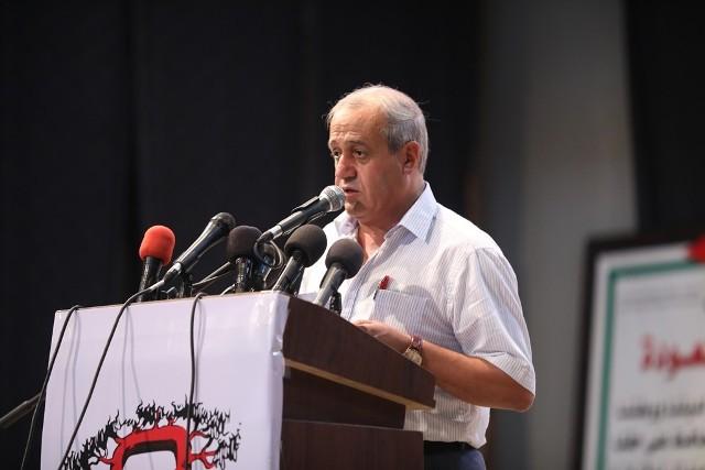 مزهر يدعو لمقاومة جادة تتعدى الشعارات والخطابات لمواجهة