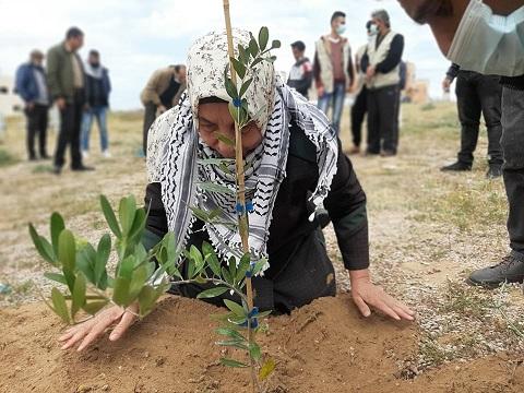 يوم الأرض: ضد الصهيونيّة