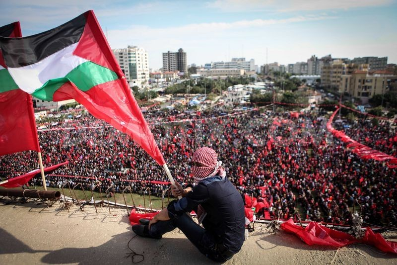 مسيرات العودة والانقسام الفضيحة- روبير عبد الله