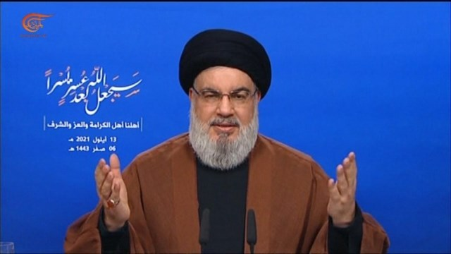 نصر الله: اعتقال 4 من مجاهدي عملية