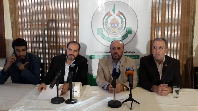 حماس في لبنان: القوى تبحث تشكيل قوّة أمنية مُشتركة للتدخل الفوري