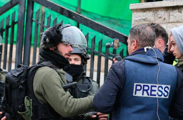 هيئة شؤون الأسرى: الاحتلال صعد من وتيرة الاعتداءات بحق الصحفيين في الآونة الاخيرة