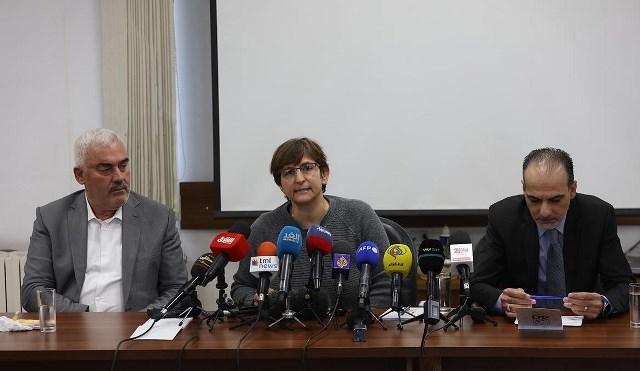 المؤسّسات الفلسطينيّة ترد على غانتس: سنستمر في خدمة أبناء شعبنا