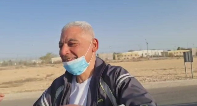 القائد الوطني رشدي أبو مخ: أنا اليوم أولد من جديد وألتقي أحبتي بعد 35 عامًا من الاعتقال