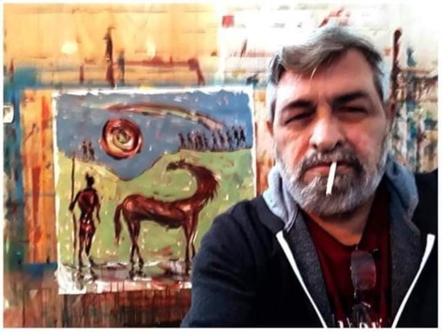 الشعبية تنعى المناضل والفنان التشكيلي اللبناني محمد شمس الدين