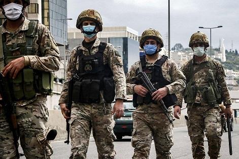 الجيش اللبناني: العدو الإسرائيلي يهدد بالاعتداء على لبنان