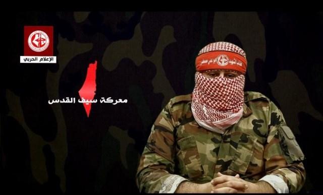 الناطق باسم كتائب ابو علي مصطفى: ايغال العدو في دماء المدنيين لن يلوي ذراعنا أو يوقف قتالنا