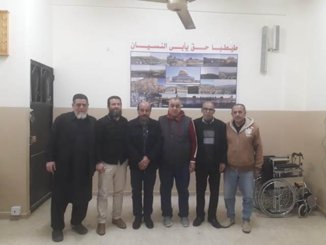 اللجان العمالية الشعبية الفلسطينية لجنة حي طيطبا