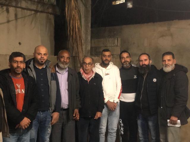 اللجان العمالية الشعبية الفلسطينية تلتقي الكتلة العمالية التقدمية
