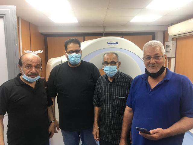 الشعبية في صيدا تزور مستشفى النداء الإنساني