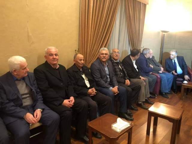 الجبهة الشعبية لتحرير فلسطين تعزي بالراحل الكبير محمد زهدي النشاشيبي