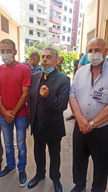 جمال أبو علي: سيبقى شعبنا مستمرًا في النضال  مهما طال الزمن حتى التحرير والعودة