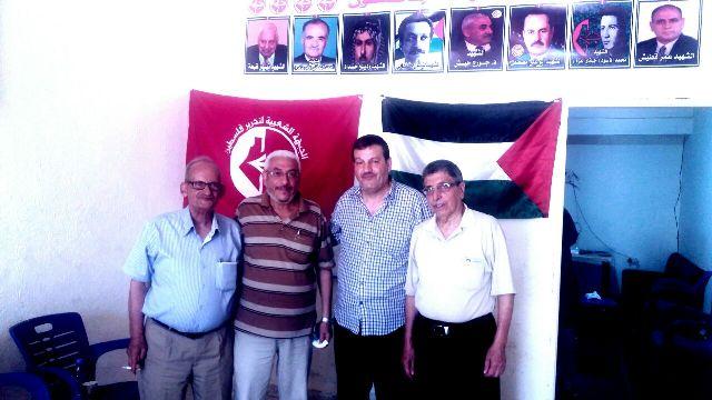 ورشة عمل تحت عنوان  القانون الدولي وحقوق اللاجئين الفلسطينيين