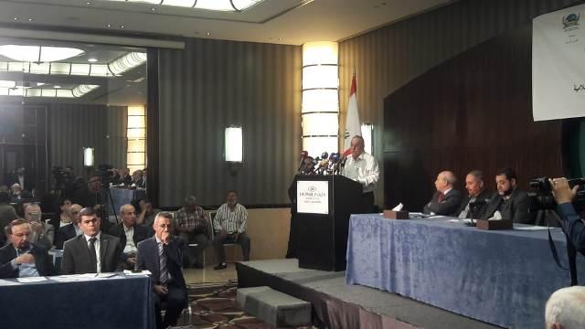 أبو أحمد فؤاد: أمام خطر ما يسمى بـ صفقة القرن يجب علينا التفكير في كيفية إفشال هذا العمل الإجرامي