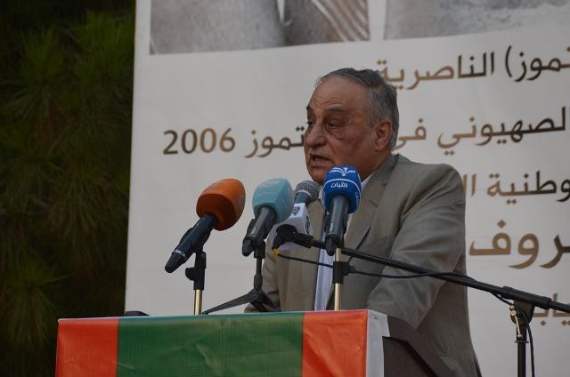 بالفيديو ... أبو أحمد فؤاد: لاستعادة الوحدة الوطنية الفلسطينية