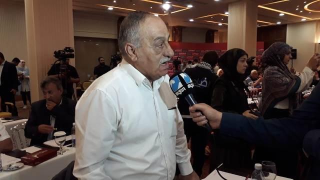 مؤتمر سياسي فلسطيني لبناني في بيروت رفضًا لمؤتمر البحرين
