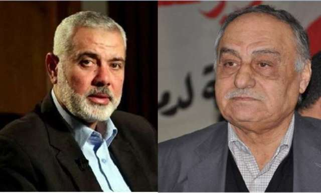 هنية وأبو أحمد فؤاد يشددان على ضرورة انخراط كافة أبناء شعبنا في حراك