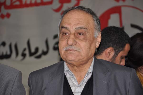الرفيق أبو أحمد فؤاد نائب الأمين العام للجبهة الشعبية ضيف قناة الميادين