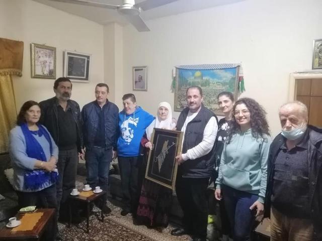 الجبهة الشعبية لتحرير فلسطين تكرم الرفيق القائد الشهيد ابو العبد يونس