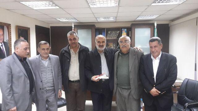 الجبهة الشعبية لتحرير فلسطين تلتقي حركة أمل
