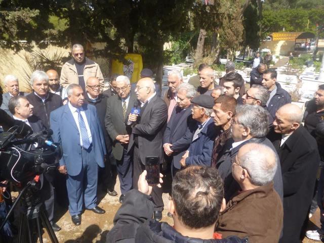 الشعبية في بيروت تحيي يوم شهيدها