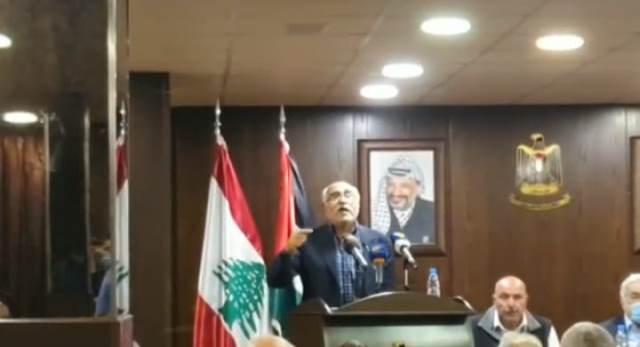 احتفال في سفارة فلسطين في أمسية وفاء لمؤسسين راحلين في الحملة الأهلية