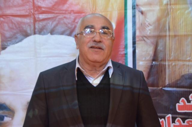 أبو جابر: لن نسمح للمخربين بأخذ المخيمات والناس رهائن لتنفيذ مشاريعهم المشبوهة.