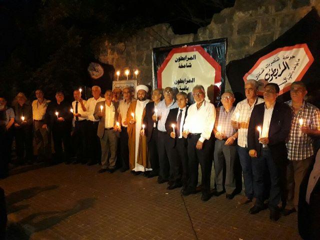 اعتصام في المتحف لمناسبة ذكرى رحيل الزعيم العربي جمال عبد الناصر