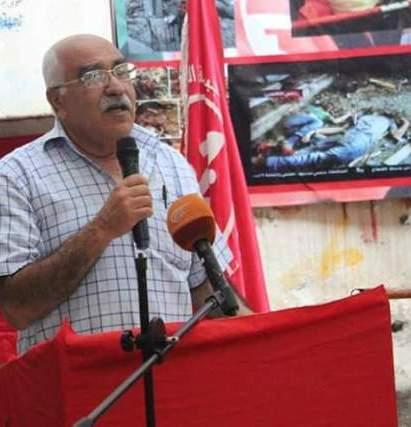 أبو جابر: إنتصار بلال كايد وأحمد سعدات تهديه الجبهة للشعب الفلسطيني