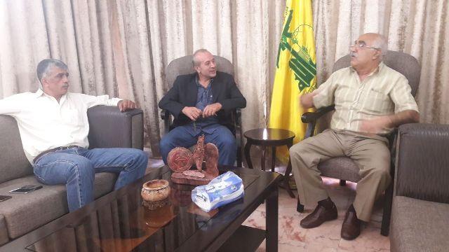 الشعبية في لبنان تهنئ حزب الله ولبنان بالانتصار