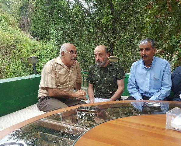 الجبهة الشعبية تلتقي وزير الدفاع اللبناني