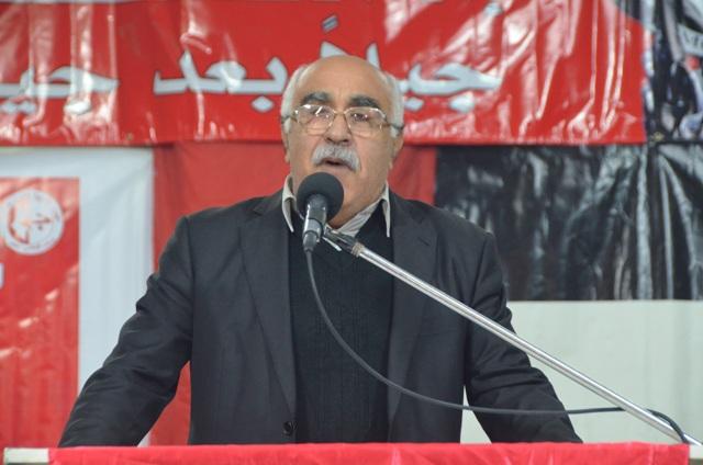 أبو جابر: لضرورة تصعيد التحركات التضامنية لنصرة الأقصى